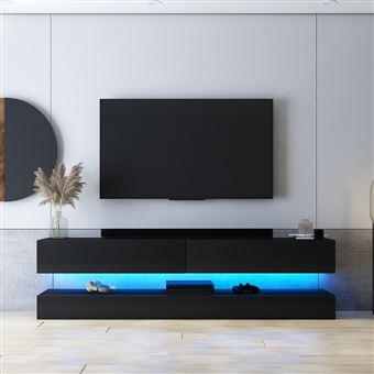 meubles meuble tv suspendu meuble de