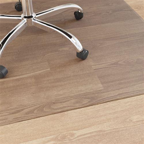 tapis pour chaise fauteuil de bureau 90 cm x 90 cm