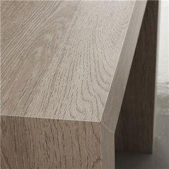 table console extensible 3m coloris bois clair altea option 2