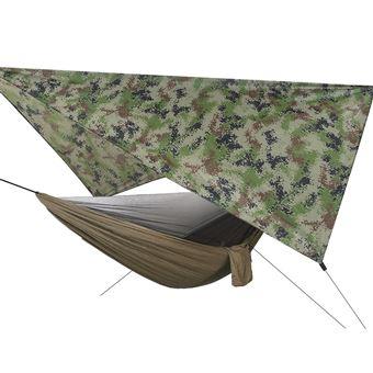hamac suspendu moustiquaire portable pour jardin exterieur