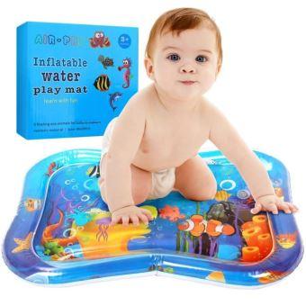 stillcool 66 50cm tapis d eau matelas gonflable jouet enfant bebe educatif ocean atoll