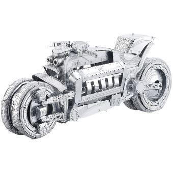 maquette 3d en metal moto futuriste 45 pieces