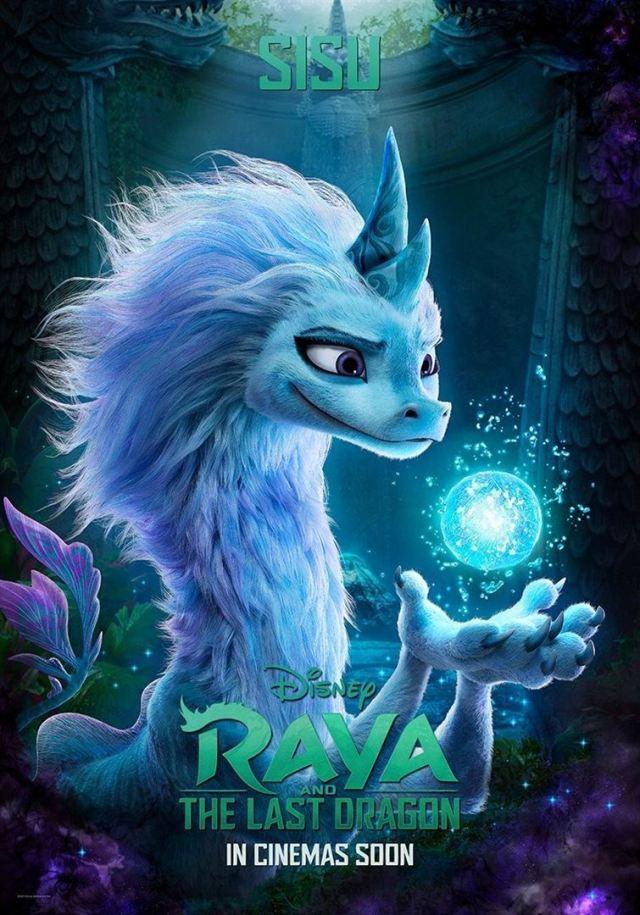 Raya et le Dernier Dragon : vers un nouveau paradigme des