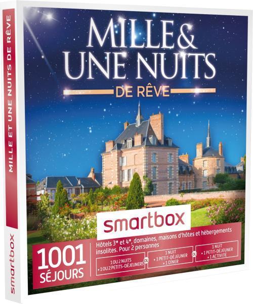 Mille Et Une Nuit De Charme Smartbox : mille, charme, smartbox, Coffret, Smartbox, Cadeaux, Originaux, Plaisent, Toujours, Conseils, D'experts
