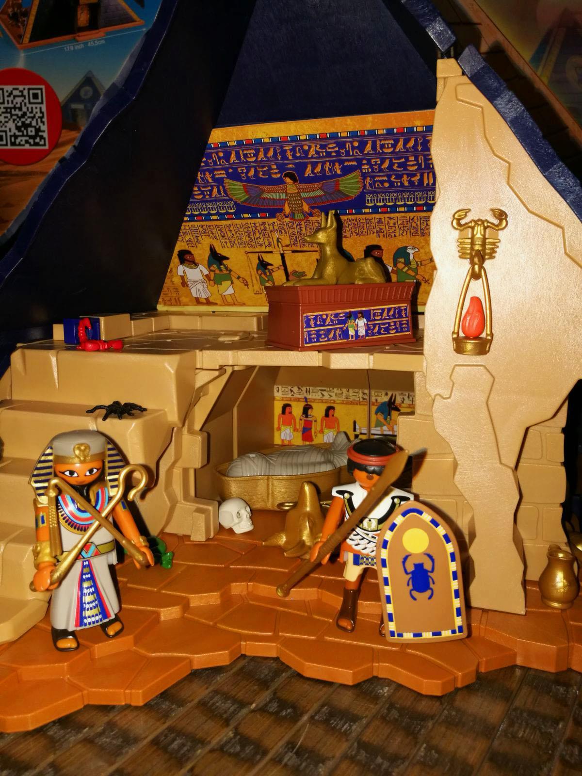 l egypte antique reprend vie avec la