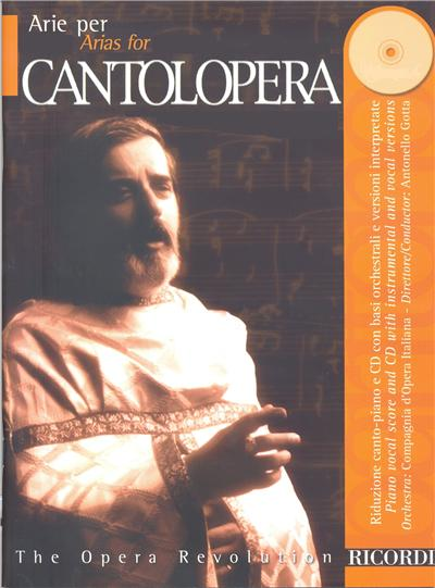 CANTOLOPERA VOL.2 (ARIE) BASSE +CD