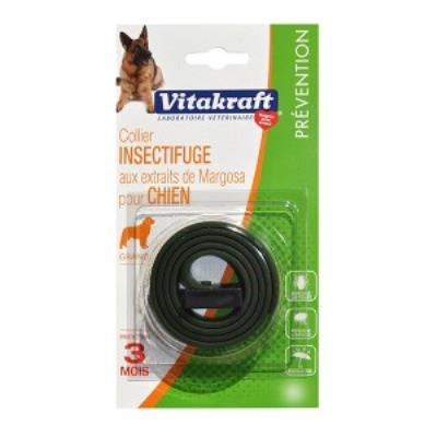 Collier Insectifuge Pour Grand Chien- Vitakraft