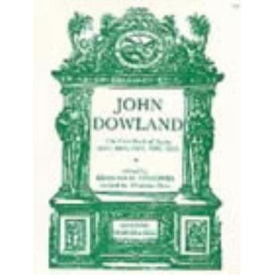 Partitions classique STAINER AND BELL DOWLAND JOHN - THE FIRST BOOK OF AYRES Luth