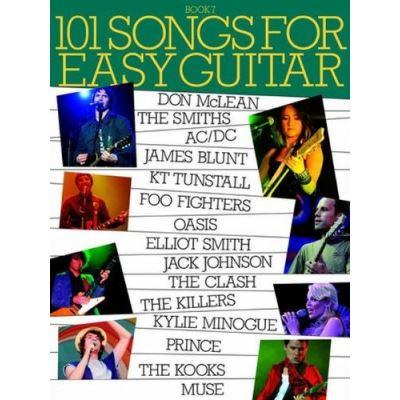 101 Songs for Easy Guitar V7
