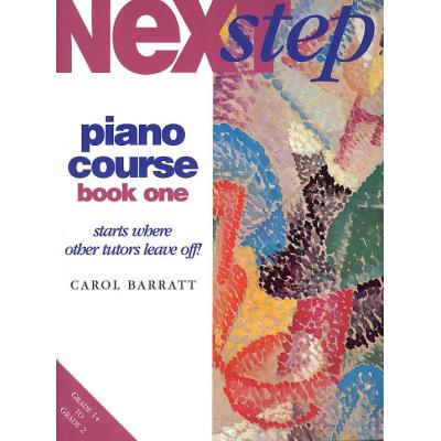 Méthodes et pédagogie CHESTER MUSIC NEXT STEP PIANO COURSE BOOK 1 - PIANO SOLO Piano