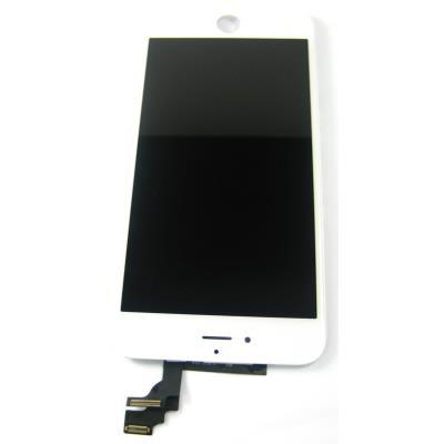 vitre tactile ecran lcd compatible pour iphone 6 plus blanc