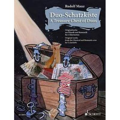A Treasure Chest Of Duos Clarinettes Sib (2)
