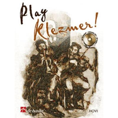Partitions jazz&blues DEHASKE PLAY KLEZMER! + CD - TROMBONE Trombone