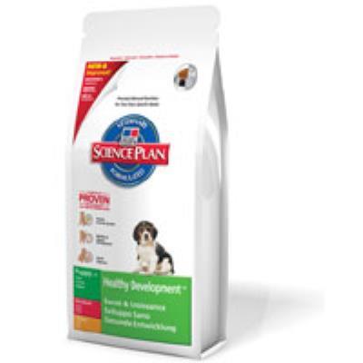 Croquettes hill´s science plan canine puppy medium poulet pour croissance sac 3 kg