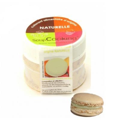 scrapcooking colorant alimentaire naturel blanc 4204
