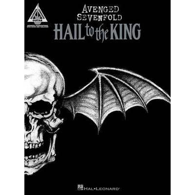 Avenged Sevenfold Hail To The King Guit. Tab.