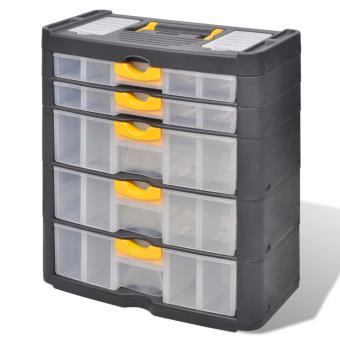 casier commode de rangement plastique