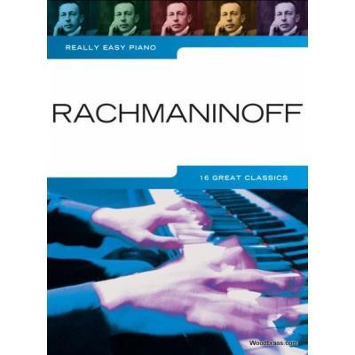 Rachmaninov Really Easy Piano