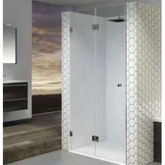 porte pliante de douche universelle