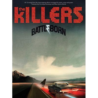 The Killers Battle Born P/V/G