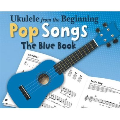 Partitions variété, pop, rock... CHESTER MUSIC UKULELE FROM THE BEGINNING POP SONGS - UKULELE Guitare tablatures