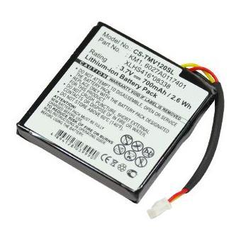 Batterie pour TomTom Via LIVE 120 Europe / Via 120 Europe