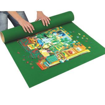 tapis de puzzle enroulable