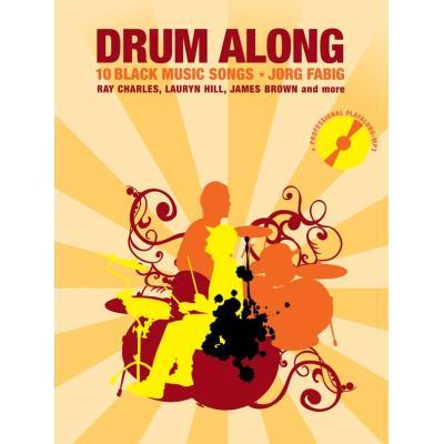 Drum Along 10 Black Music Songs + Cd