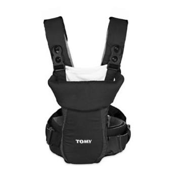 tomy porte bebe ventraux freestyle premier noir gris achat prix fnac