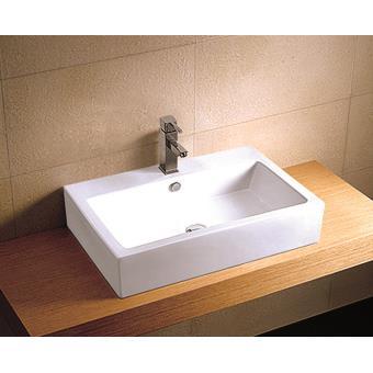 vasque salle de bain carre bright