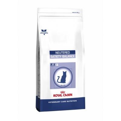 Royal canin veterinary care - neutered satiety balance - 8 kg