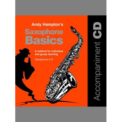 Méthodes et pédagogie FABER MUSIC HAMPTON ANDY - SAXOPHONE BASICS + CD - SAXOPHONE Saxophone