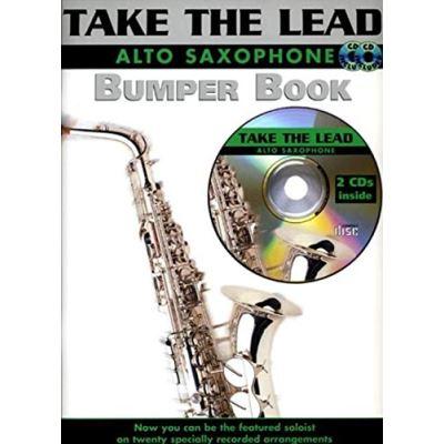 BUMPER TAKE THE LEAD ALTO SAX+CD