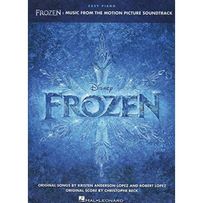 Frozen (Reine Des Neige) Music From The Disney Motion Picture Soundtrack Easy Piano