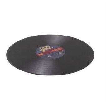 tapis de souris t nb vinyle 45t