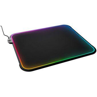 tapis de souris gaming steelseries qck prism noire