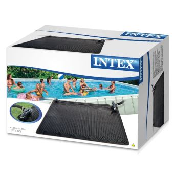 tapis solaire pour piscine intex