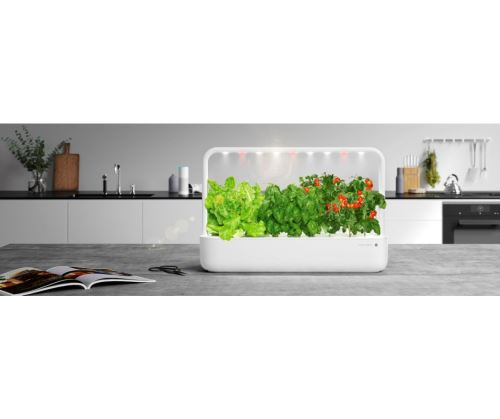 Potager d'intérieur Emsa Click & Grow Smart Garden 9 Blanc