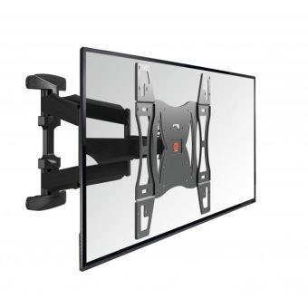 support tv orientable vogel s base 45 l noir pour ecran plat de 40 a 65