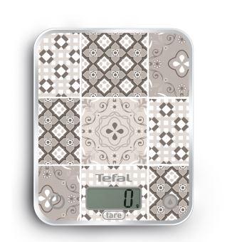 balance de cuisine tefal mosaic optiss decor bc5136v0