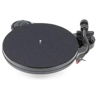 platine vinyle project rpm 1 noir charbon