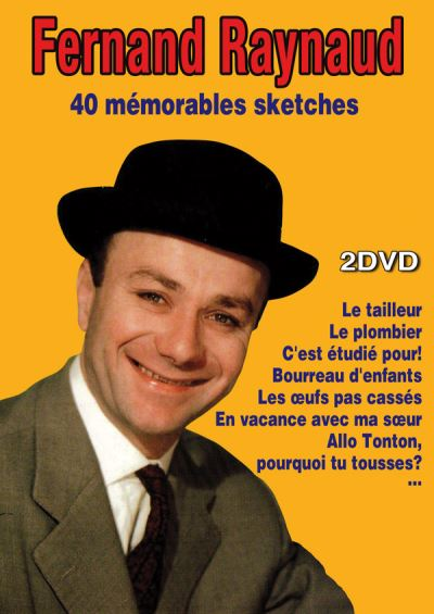 Allo Tonton Pourquoi Tu Tousses : tonton, pourquoi, tousses, Fernand, Raynaud, Mémorables, Sketches, Achat