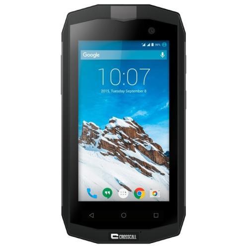Smartphone Crosscall Trekker M1 8 Go Double SIM Noir