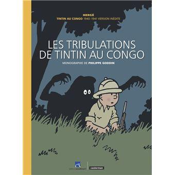 TintinLes tribulations de Tintin au Congo