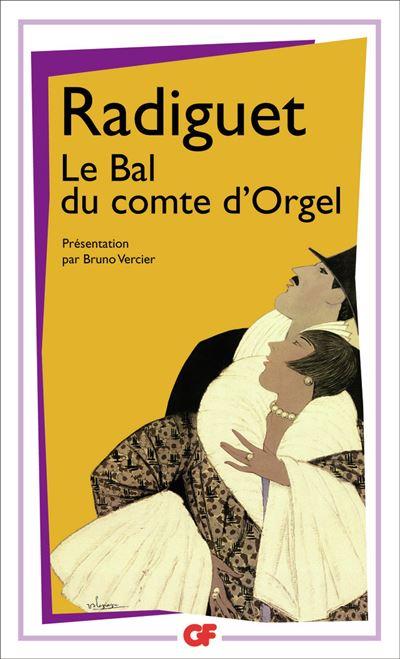 Le Bal Du Comte D'orgel : comte, d'orgel, Comte, D'Orgel, Raymond, Radiguet, Achat, Livre