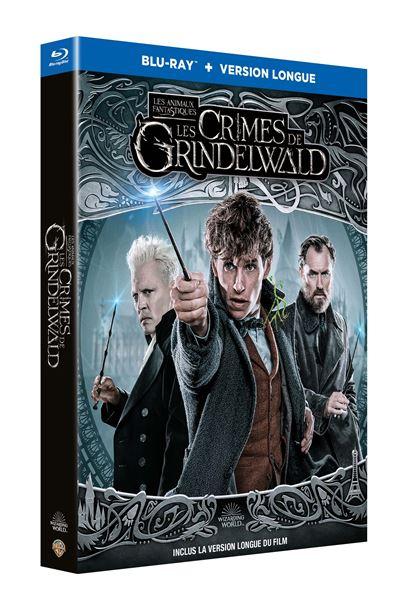Les Crimes De Grindelwald Acteurs : crimes, grindelwald, acteurs, Animaux, Fantastiques, Crimes, Grindelwald, Blu-ray, Achat