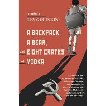 Image result for bear backpack 8 cases vodka
