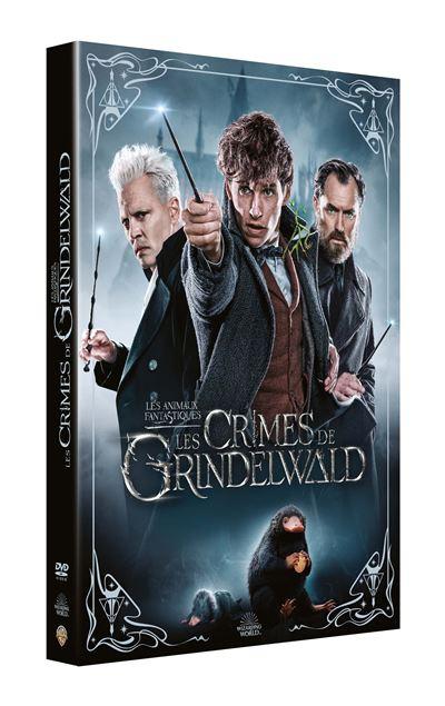 Les Animaux Fantastiques Les Crimes De Grindelwald : animaux, fantastiques, crimes, grindelwald, Animaux, Fantastiques, Crimes, Grindelwald, Achat