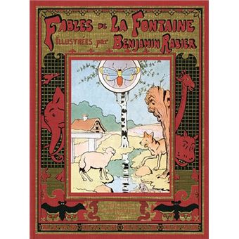 Les Fables De La Fontaine Luxe