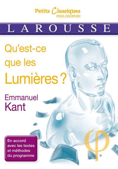 Kant Qu'est-ce Que Les Lumières : qu'est-ce, lumières, Qu'est-ce, Lumières, Poche, Emmanuel, Achat, Livre, Ebook